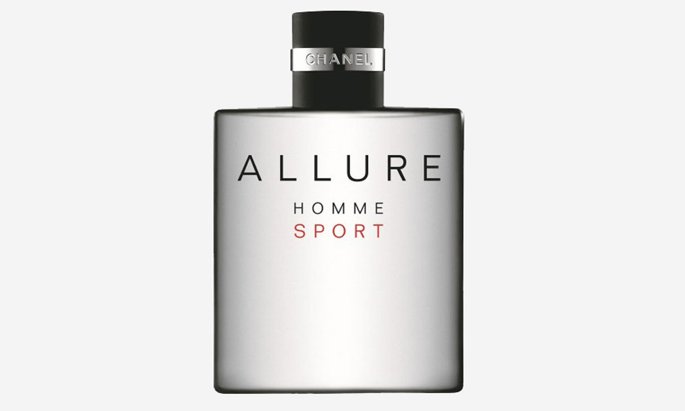Die besten Männerparfums - Allure Homme Sport