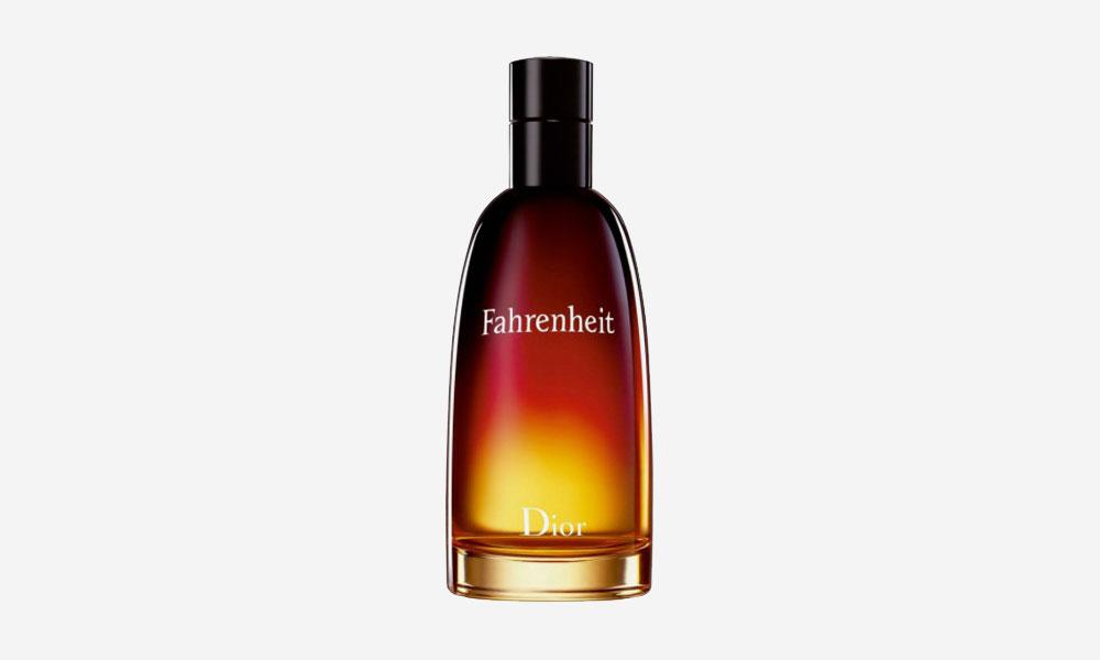 Beste Männerparfums - Dior Fahrenheit