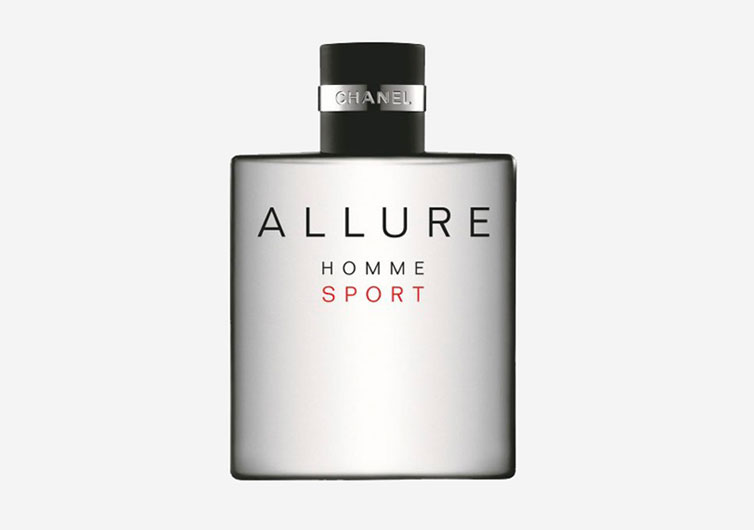 Chanel Allure Homme Sport Test