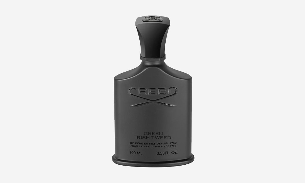 Best Cologne For Men Creed Green Irish Tweed