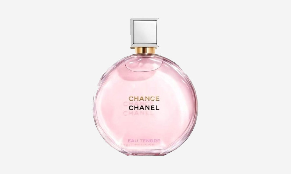 Best perfumes for women Chanel Chance Eau Tendre