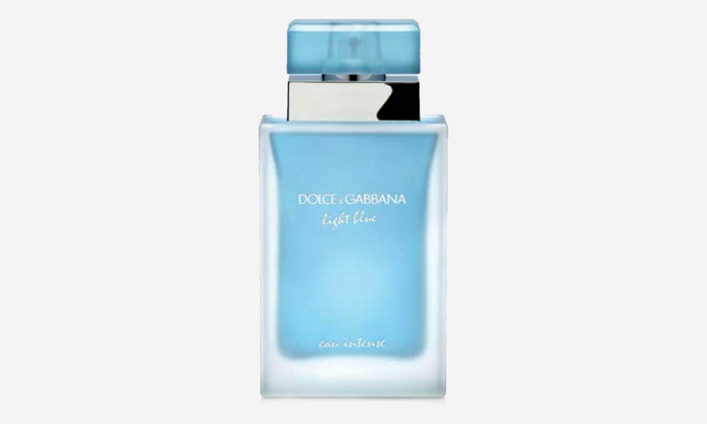 Best perfumes for women Light Blue Intense