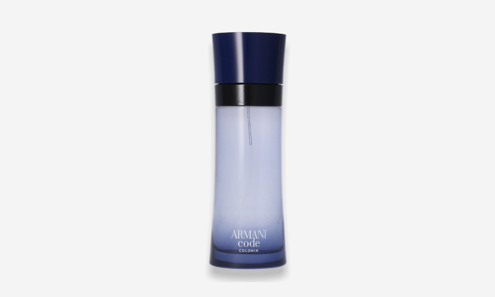 Best Fragrances For Young Guys Armani Code Colonia